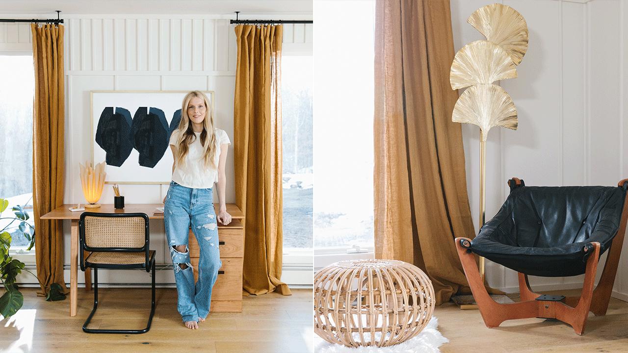 House and Home: Sarah Sherman Samuel