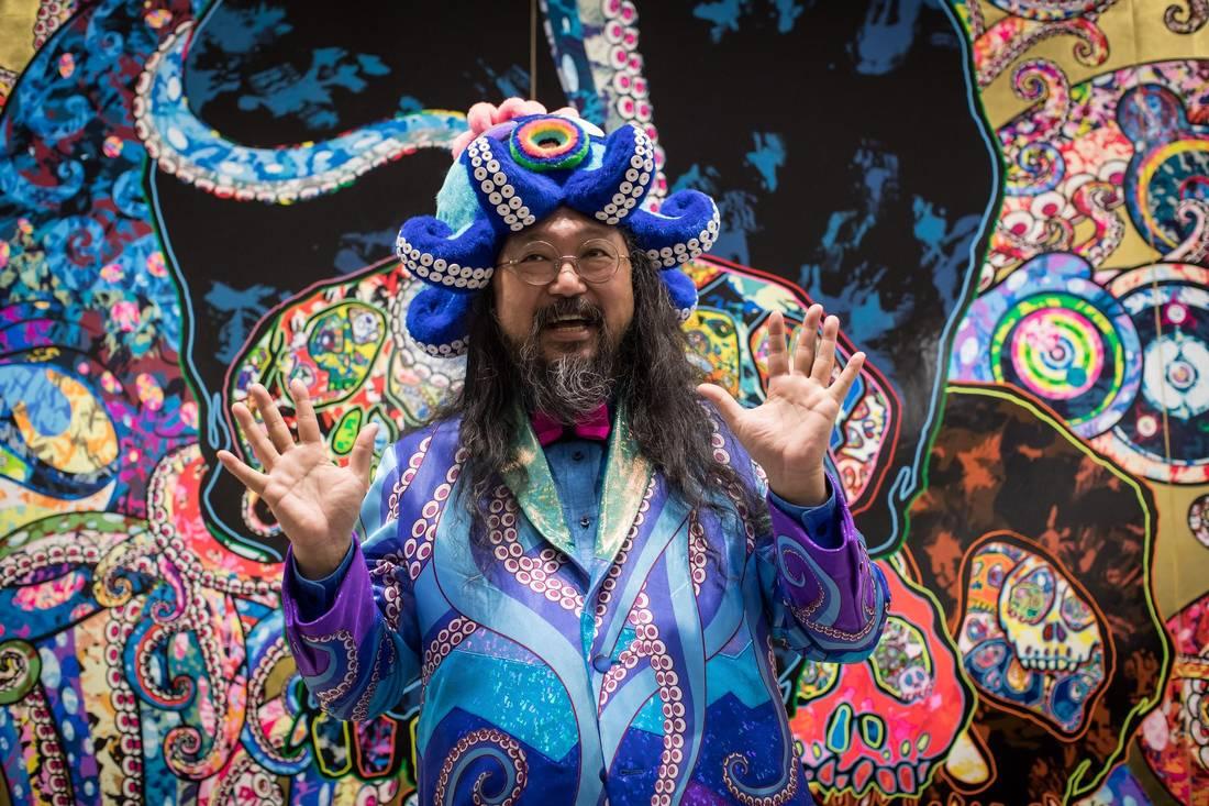 The Globe and Mail: Vancouver Art Gallery, Murakami exhibit